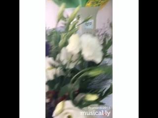 Приходите к нам за свежими цветами