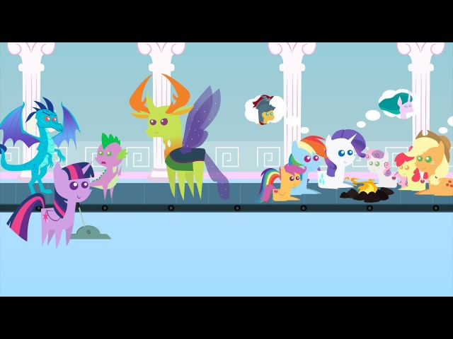 Look back Season 7 Animation