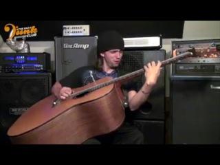 MEGA ACOUSTIC BASS - Cody Wright funk improv