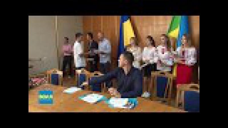 На Рожнятівщині відзначили обдарованих дітей та їх вчителів