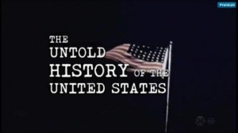 Нерассказанная история Соединенных Штатов Оливера Стоуна сериал 2012 2013 Рузвельт Трумэн и Уоллес