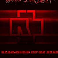 Логотип RAMMproJect - RAMMSTEIN tribute show