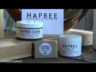 """""""We're so Hapbee"""" Because @HapbeeCompany is now on @amazon     @TheCarlosPena"""