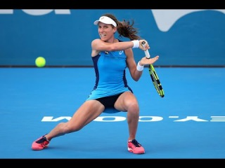 2017 Apia International Sydney Quarterfinal | Johanna Konta vs Daria Kasatkina | WTA Highlights
