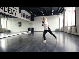 Dance2sense: Teaser - RY X - Sweat - Galya Migel