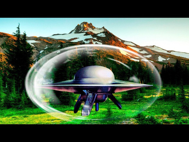 Невидимые стены вокруг НЛО городов баз пришельцев Защитные Звуконепроницаемые Магические