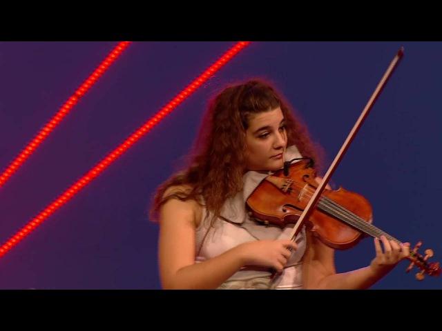 Jazz meets heavy metal String Demons TEDxAthens