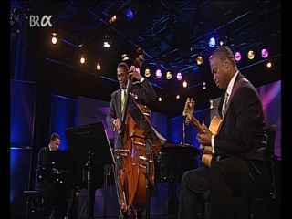 Ron Carter Trio (Jacky Terrasson, Russell Malone) - Jazzwoche Burghausen 2006
