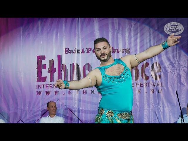 AZAD KAAN Al Azdekaa - Nassam Alayana Hawa - Ethno Dance 2017