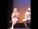 2017 Мероприятия Вопрос ответ фильма Я Тоня на кинофестивале HIFF 09 10 2017 Хэмптон США
