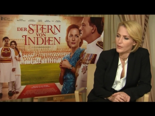 I like complicated characters, and I like - obviously - independent, strong women. Gillian on playing in Viceroy's House