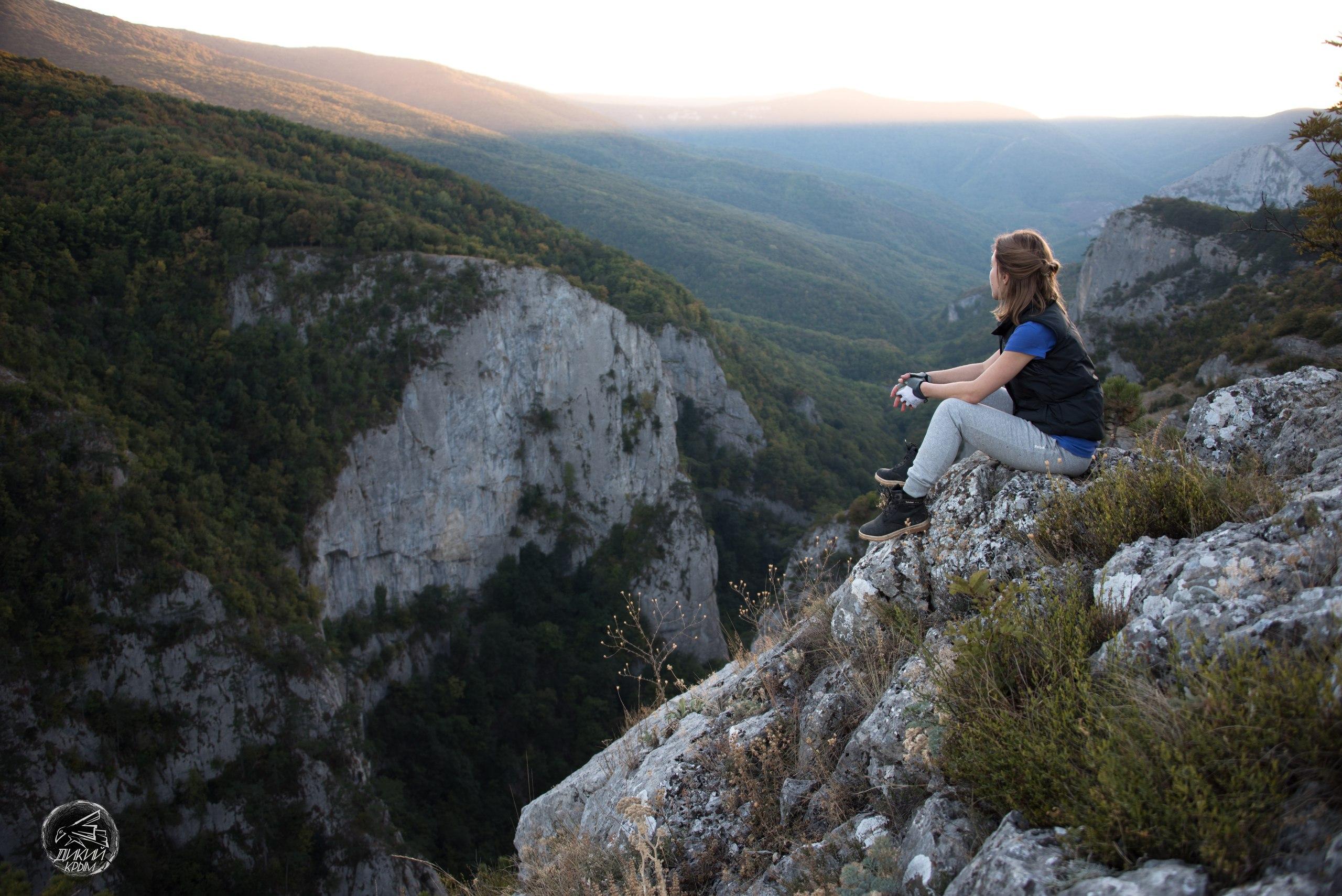 трекинг и походы в крыму Дикий Крым