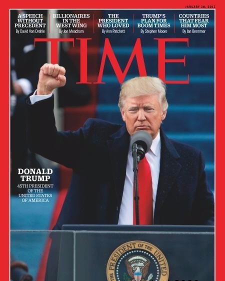 Time USA January 30 2017