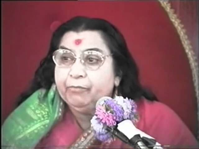 1992-02-20 e1 you cannot interpret Me (Shri Mahalakshmi Puja, Brisbane, Australia)