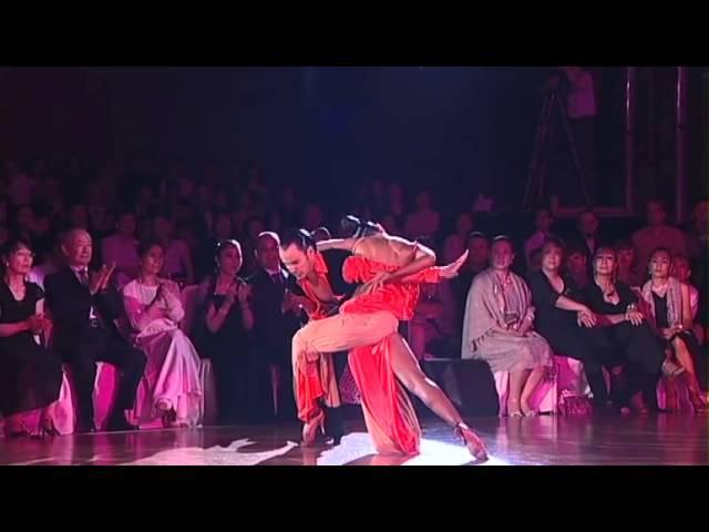 Anton Karpov - Ekaterina Lapaeva PasodobleTango - Passion 2012