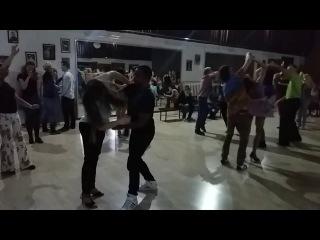 Carlos da Silva & Lilia Prodanova_zouk party_Kharkov Z'n'B Fest2017_Zouk Lviv D'ESTILO