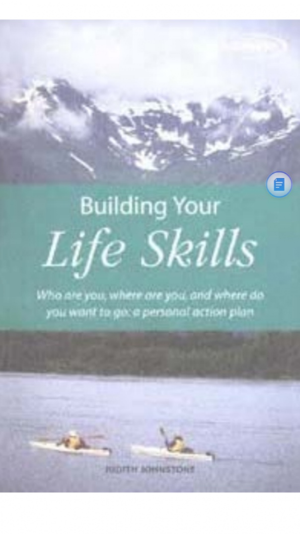 Building Your Life Skills Who
