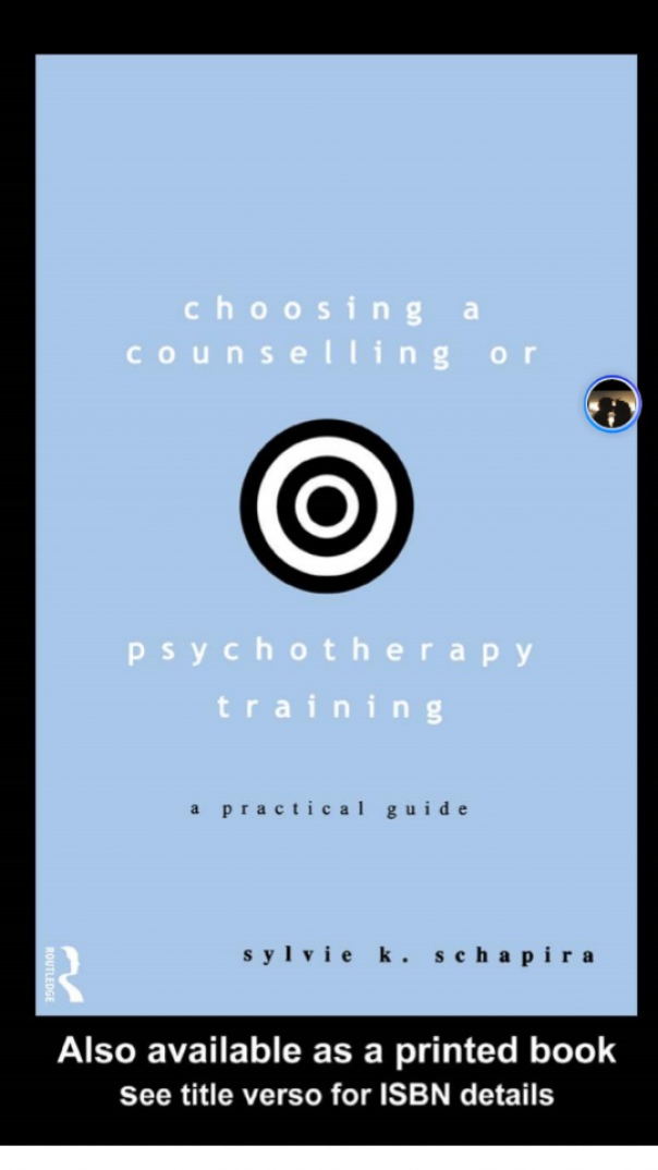 Choosing a Counselling or Psychotherapy