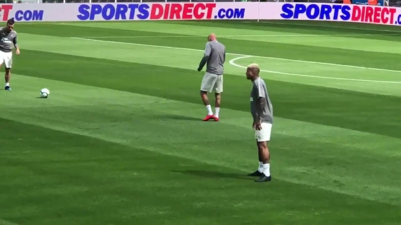 Kenedy is back for nufc