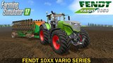 Farming Simulator 17 THE NEW GENERATION FENDT 10XX VARIO SERIES TRACTOR