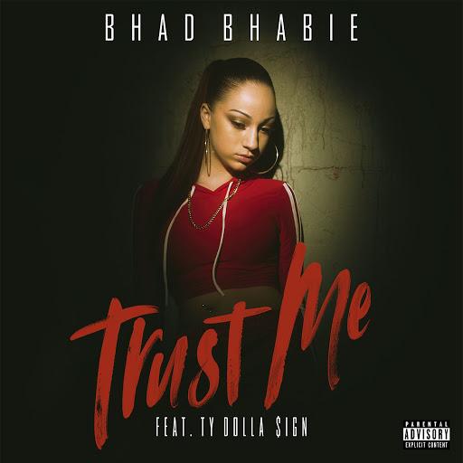 Bhad Bhabie альбом Trust Me (feat. Ty Dolla $ign)