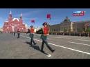 Москва, Парад Победы Красная Площадь