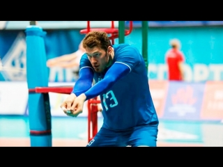 Dmitry Muserskiy vs Poland. Volleyball Nations League 2018.