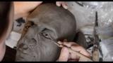 Let's Sculpt a Face! ) ASMR