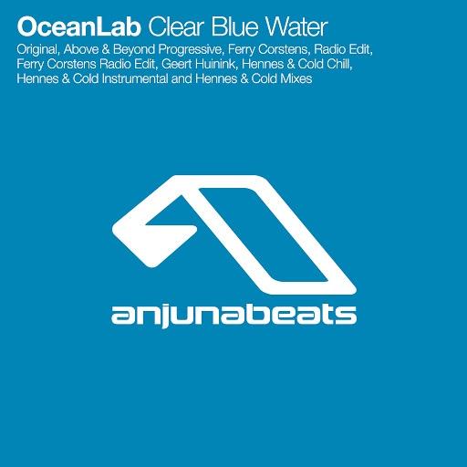 Oceanlab альбом Clear Blue Water