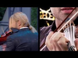 Jota Navarra by Pablo de Sarasate - Rock Symphonies Open Air, Берлин