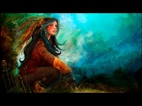 FLUTE SHAMANIC - MUSIC OF HIGH VIBRATION AND POSITIVE ENERGY. HEALING MUSIC.