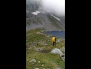 Călțun Glaciar Lake