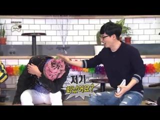 Бесконечный вызов 511 - Спешл с BIGBANG Академия Санты [рус.саб]_cut_part3