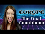 Europe - The Final Countdown (Cover by Minniva featuring Quentin Cornet-Mr Jumbo.)(Glam Metal)