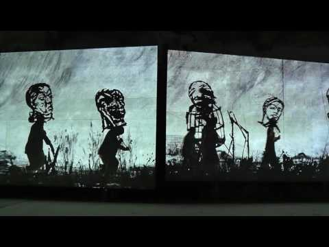 More Sweetly Play The Dance William Kentridge in entirety Arles