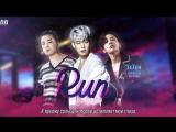 BAMBOO рус.саб SE7EN feat. G-Dragon feat. Taeyang RUN