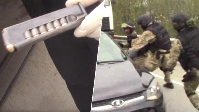 Спецоперация ФСБ в Ростовской области