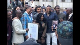 Lil' Kim receives proclamation to the NYC, Styles P gives a speech in honor