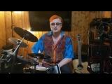 Видео приглашение на концерт группы