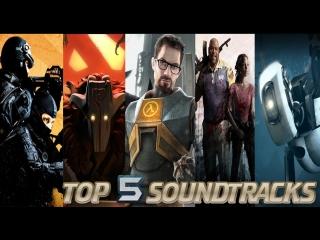 ТОП 5 Саундтреков из видеоигр Valve - Piano cover