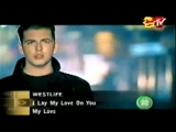 westlife - i lay my love on you mtv asia