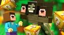 ЧЕЛЛЕНДЖ для Лего НУБика в Майнкрафте - Minecraft Мультфильмы для Детей - LEGO Animation и Мультики