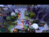 Liquid.Miracle- EPIC Invoker God vs LGD Rampage - Dota 2 (Player Perspective)