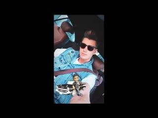 Алексей Воробьев в LA: Любовь на Титанике))) #КруглосуточноТвой Скоро премьера американского сериала  на Lifetime TV