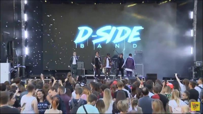 DSIDE BAND на ВидеоЖара2018