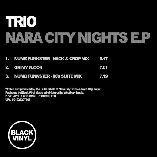 Trio альбом Nara City Nights Ep