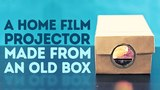 How to make an easy pinhole projector l 5-MINUTE CRAFTS