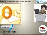 Facing issue in authenticating Outlook account Reach us at Outlook customer service number 1-877-204-4255