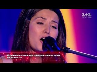 JULINOZA - Galochki (The Voice of Ukraine)