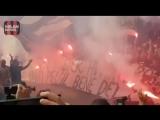 Curva Sud встречает AC Milan в Миланелло Milan Family